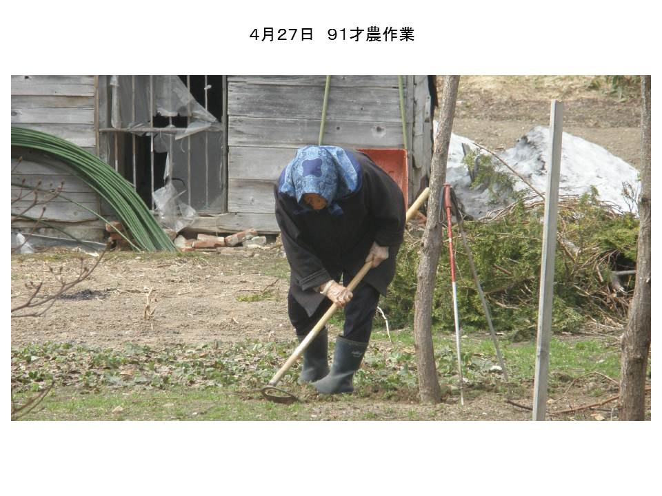 91才農作業1