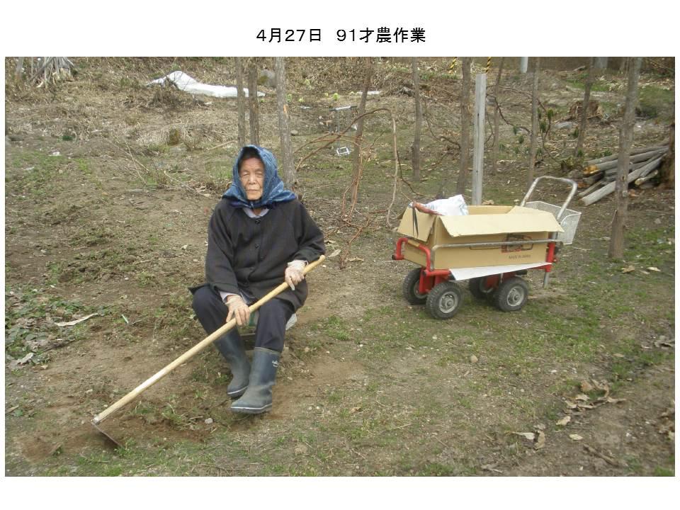 91才農作業2